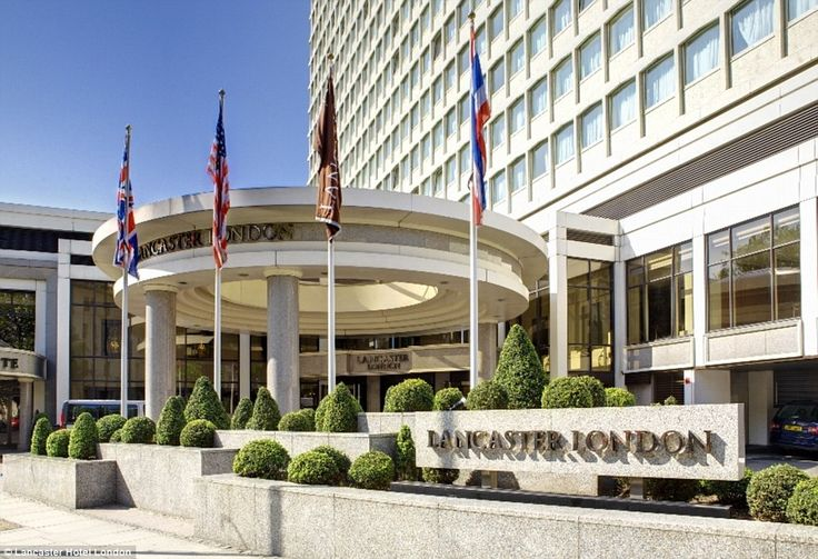 The Lancaster London offers guests the opportunity to purchase a takeaway tea service to e...