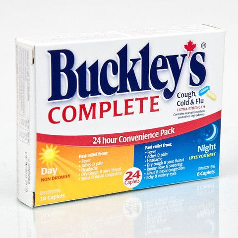 Buckley's Complete Cough