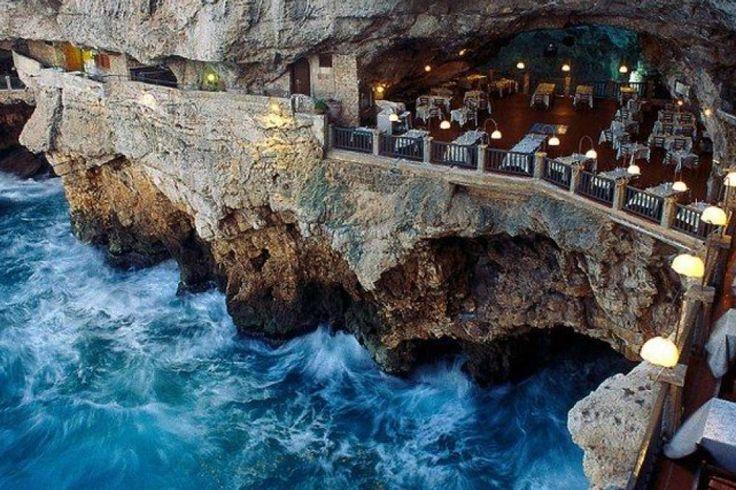 Grotta Palazzese Naples, Italie