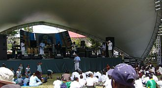 Saint Lucia Jazz Festival in Castries
