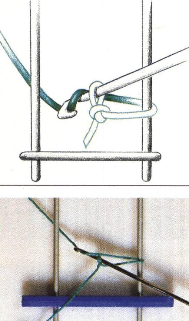 Este tipo de tejido de ganchillo, emplea además del ganchillo tradicional, un utensilio en forma de U, llamado horquilla. Es una variante de tejido a crochet, en la que se puede tejer con hilo o lana, del grueso que quieras. Los puntos empleados son los básicos de tejido a ganchillo. Eva María Torres te explica cómo tejer a crochet con horquilla.