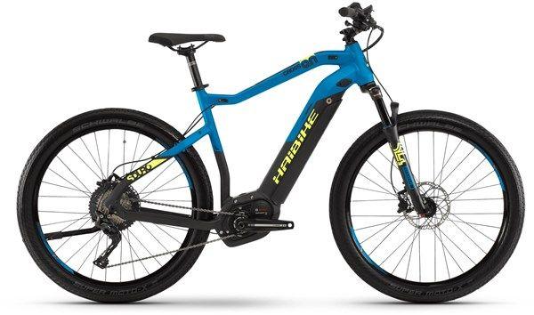 Haibike Sduro Cross 9 0 2019 Electric Hybrid Bike At Cycling Bargains Hybrid Bike Bike Cycling