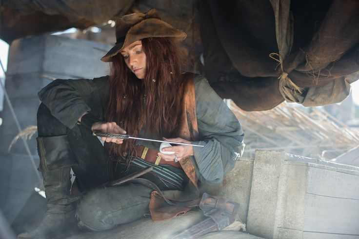 black sails blackbeard | Black Sails Black Sails - Season 1 - First Look