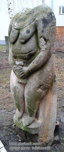 Шукач   Парк-музей каменных статуй, г. Луганск