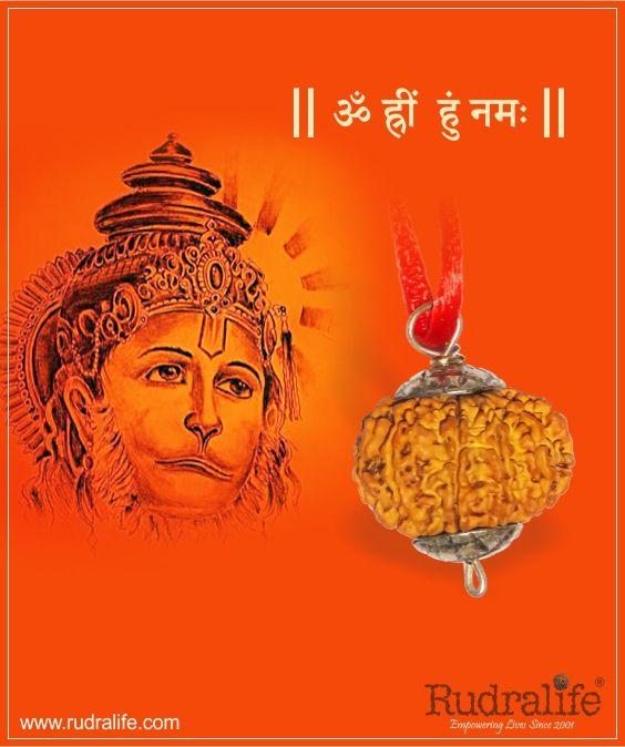 @rudralife #rudraksha #lordhanuman #hanumankavach