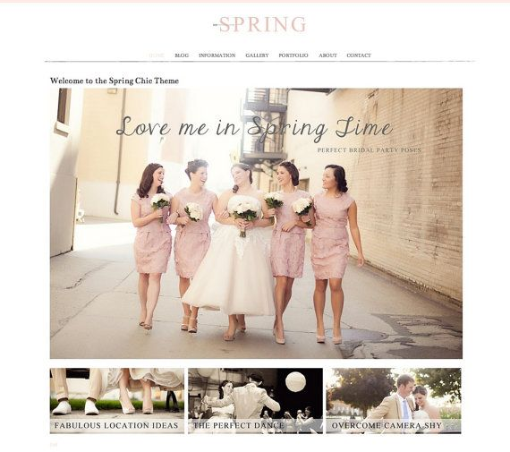 Best 31 wordpress themes images on Pinterest | Website designs ...