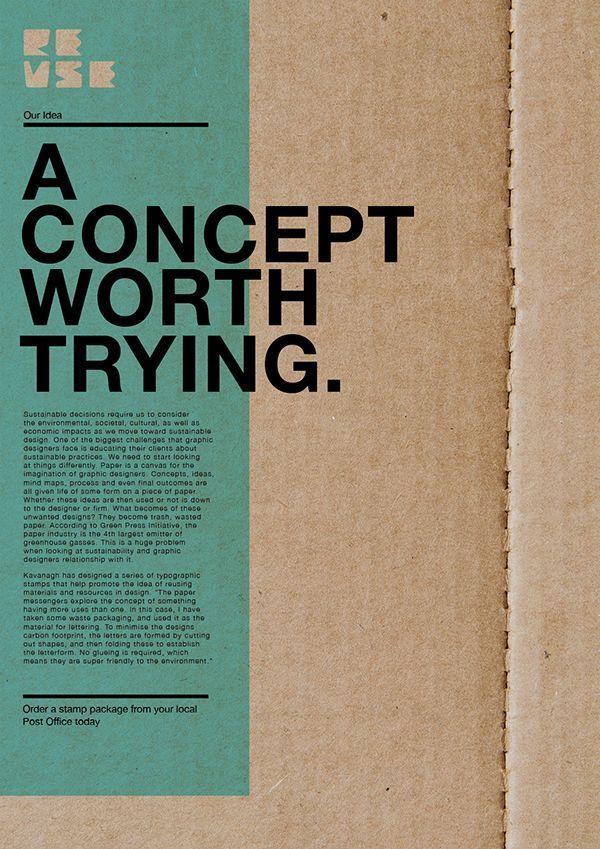 Diseño de folletos sustentable