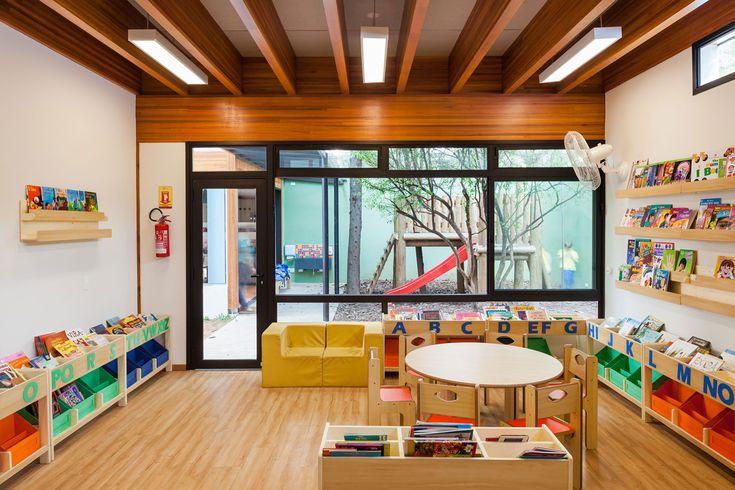 Pessoa Arquitetos, Base Urbana, São Paulo, School