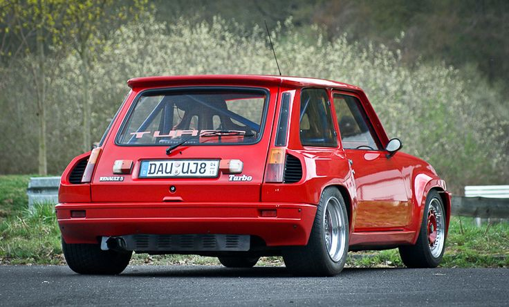#renault 5 turbo