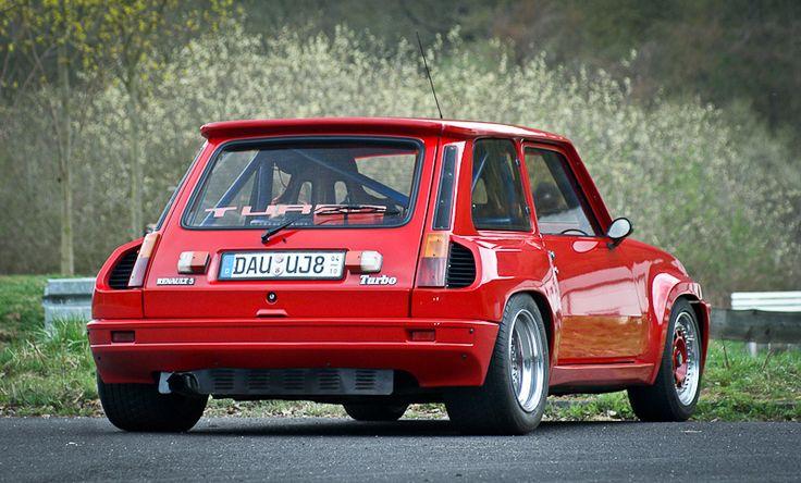 #renault 5 turbo