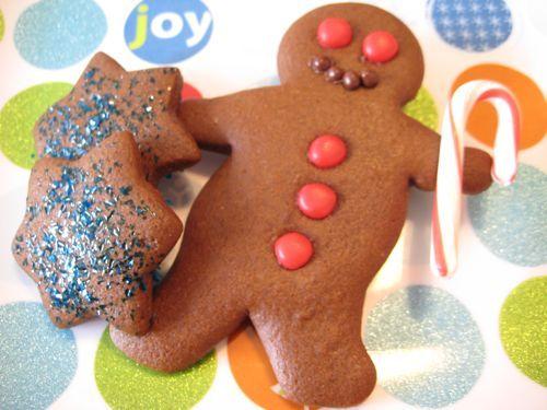 Weelicious Gingerbread Cookies