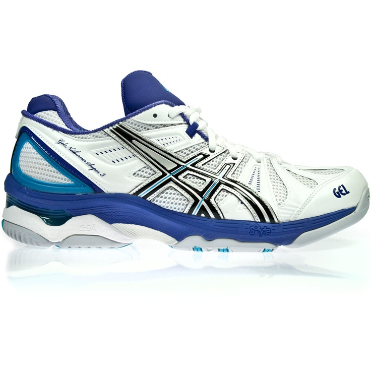 Asics ~ Gel Netburner Super 3 My new Netball Shoes cant wait for this season