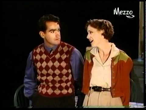 "Rodgers & Hart - ""Where or When"" from ""Babes in Arms"" - Brian d'Arcy James & Susan Egan - YouTube"