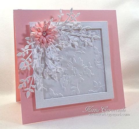 820 Best Cards Using Dies Images On Pinterest Greeting