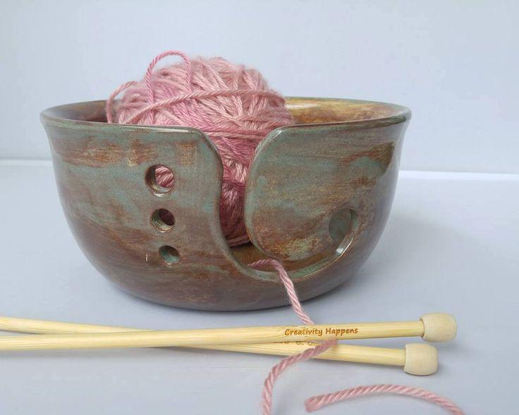 Yarn bowl by CreativityHappens