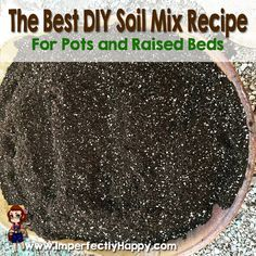 25 Best Ideas About Potting Soil On Pinterest Container Garden Container Gardening And