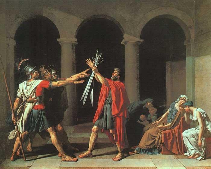 Jacques-Louis David  www.artexperiencenyc.com