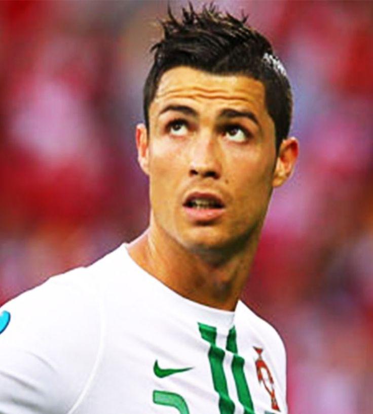 Ronaldo Frisuren