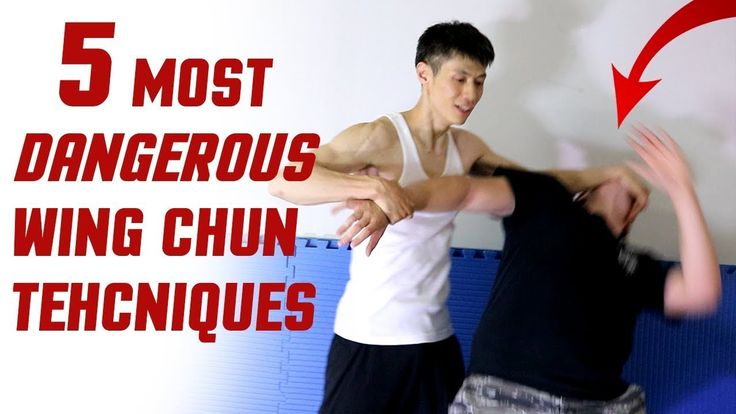 5 MOST DANGEROUS Wing Chuns Techniques - Learn Self Defense Martial Art ...