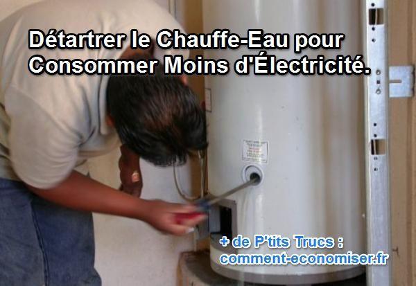 Les 25 meilleures id es de la cat gorie chauffe eau sur pinterest - Detartrer un chauffe eau electrique ...