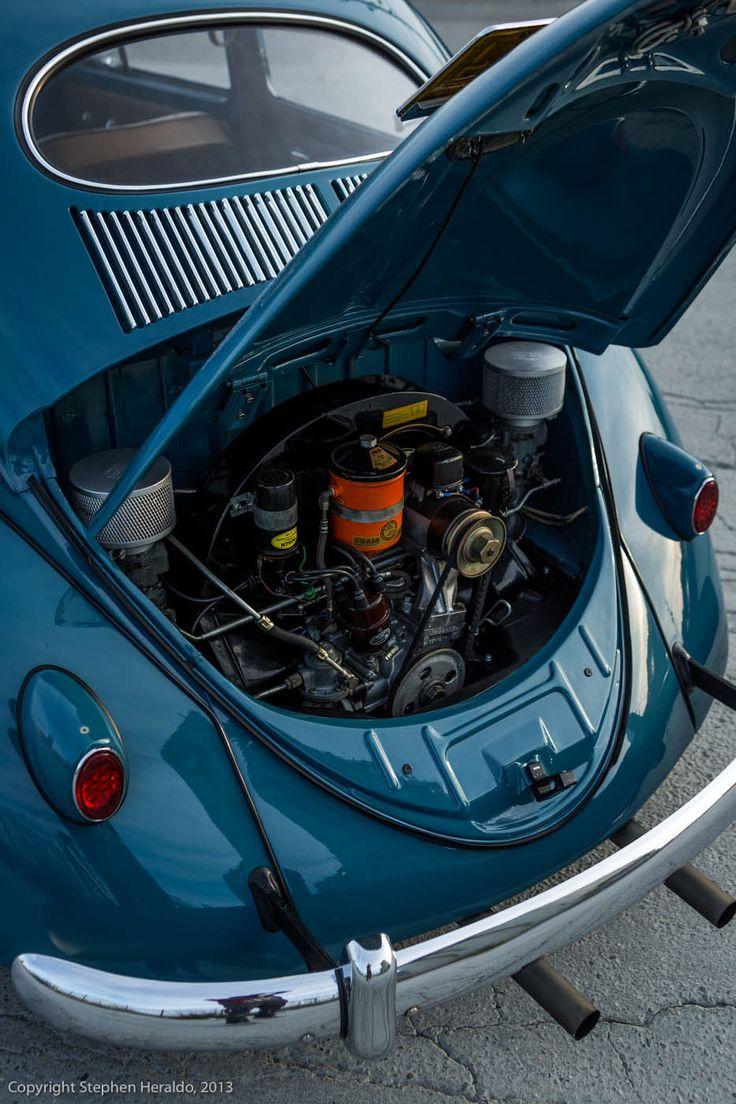 Joey's 1957 Volkswagen Beetle