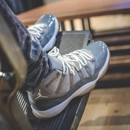http://SneakersCartel.com Nike Air Jordan 11 - Cool Grey - 2010 (by soggiu23) #sneakers #shoes #kicks #jordan #lebron #nba #nike #adidas #reebok #airjordan #sneakerhead #fashion #sneakerscartel https://www.sneakerscartel.com/nike-air-jordan-11-cool-grey-2010-by-soggiu23/