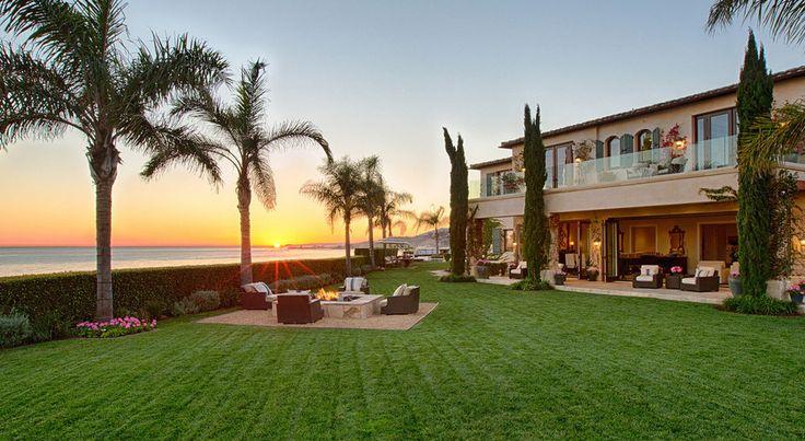 Inside Gigi Hadid's Insane $19 Million Malibu Childhood Home  - Cosmopolitan.com
