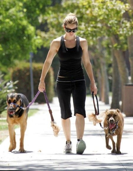 Jessica Biel's workout and diet!! Look at those arms!
