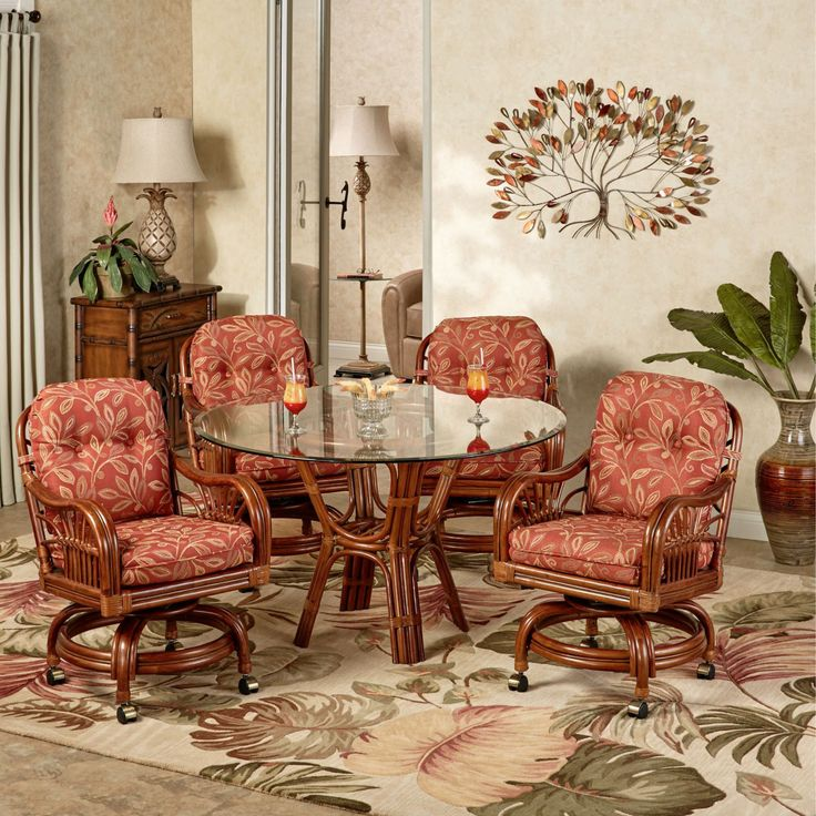 Best 25 Tropical Dining Chairs Ideas On Pinterest  Tropical Fascinating Tropical Dining Room Chairs Design Ideas