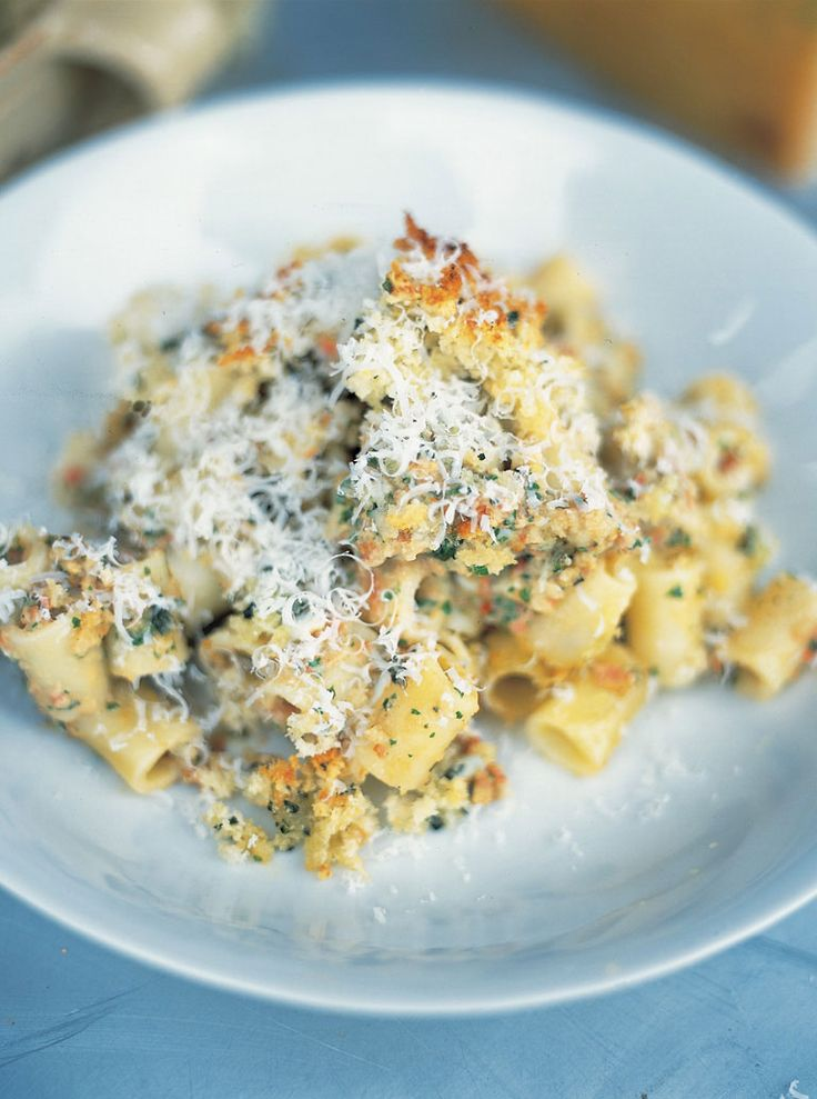 Tomato Macaroni Cheese | Pasta Recipes | Jamie Oliver Recipes
