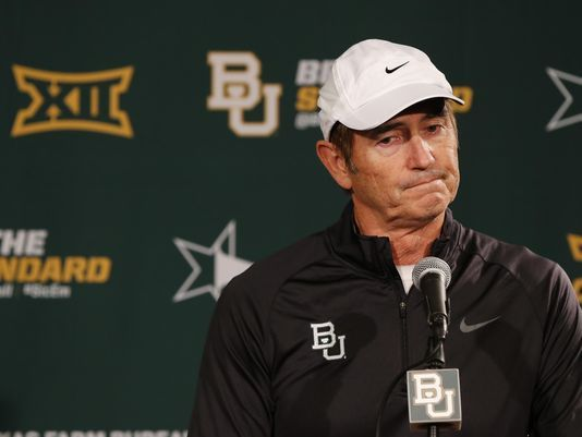 For Big 12 football championship, the right move is no move