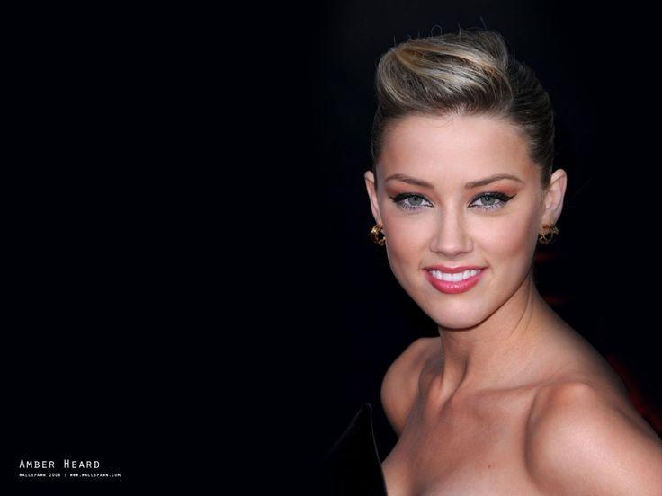 Amber Heard Amber :)