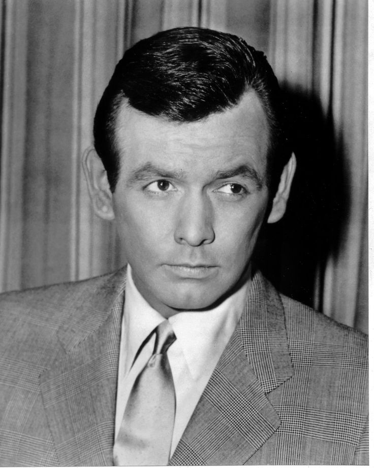 David Janssen ne David Harold Meyer, Napone NE, (1931-1980), heart attack.  Famous for TV show The Fugitive.