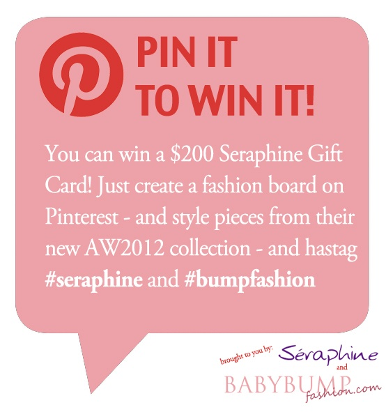 Seraphine $200 Giveaway