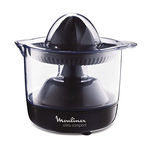 Moulinex Ultra Compact-Presse-Agrumes Noir 0,45 L 25 W