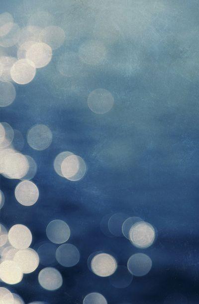 Indigo Dream, photograph on canvas