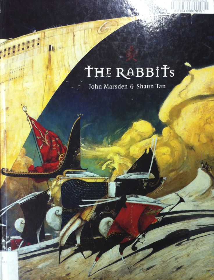 ?ìthe rabbitsî written by john marsden and illustrated by shaun tan essay Through the prescribed texts the simple gift written by steven herrick and illustrated book the rabbits by john marsden illustrated by shaun tan, portray to their audience the importance of inclusion and impact of isolation on individuals.