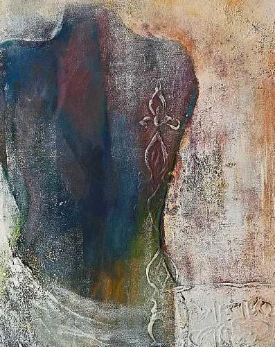 Soraya Hamzavi Luyeh Kunst Menschen: Frau