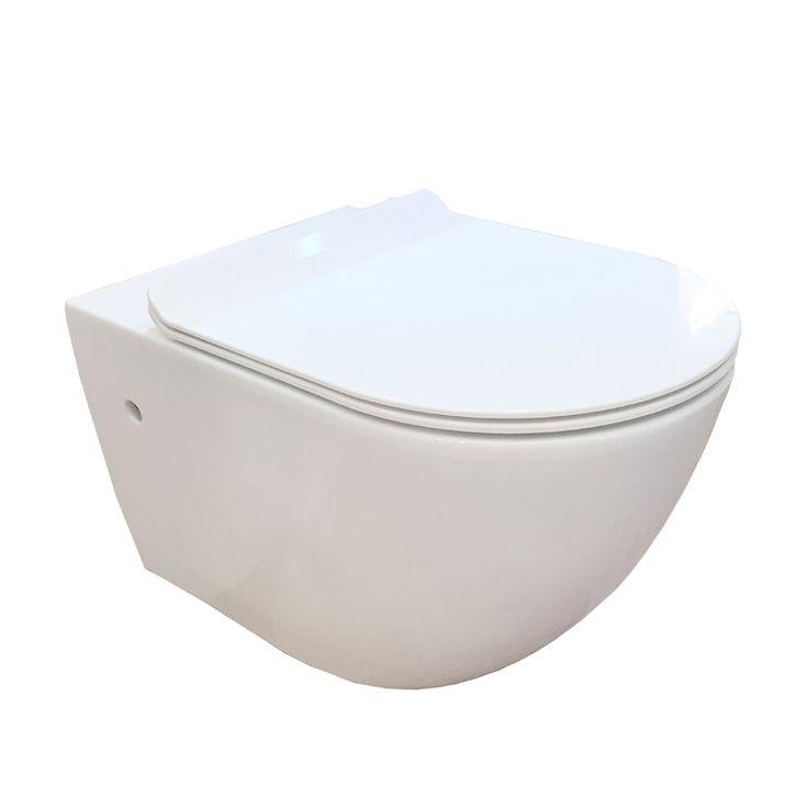 Pack WC suspendu GROHE Shine Blanc 389€