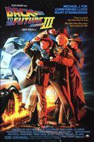 Back to the Future Part III (1990). [PG] 118 mins. Starring: Michael J. Fox, Christopher Lloyd, Mary Steenburgen, Lea Thompson, Wendie Jo Sperber, Thomas F. Wilson, Elisabeth Shue and Pat Buttram