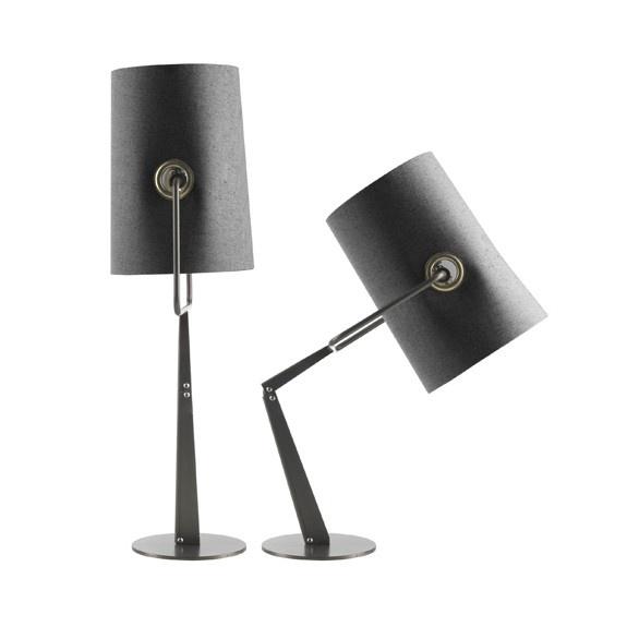 Diesel Lamp - Fork Tavolo, design lamp van Diesel met Foscarini.  http://www.platinlux.com/products/en/Table-Lamps/FORK-table-by-Foscarini-Diesel-collection.html