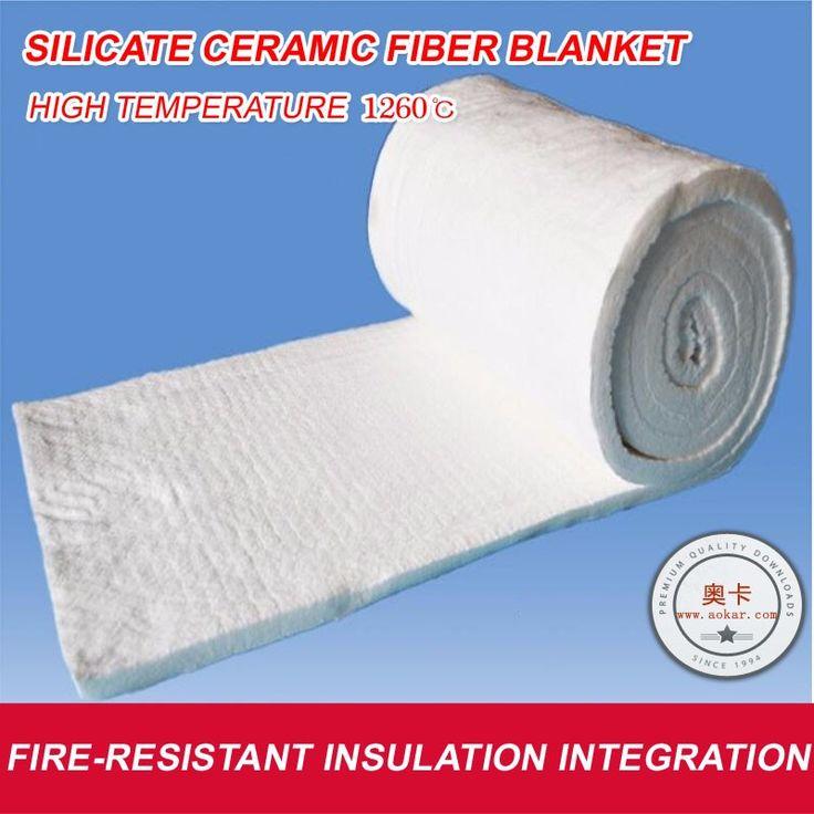 1350 ORCAS Insulation Ceramic Fiber Blanket