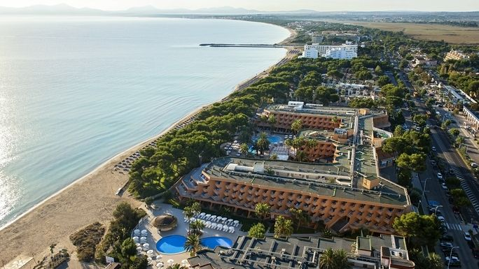 Iberostar Playa de Muro, Majorque