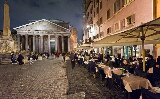 Rome restaurants - Telegraph