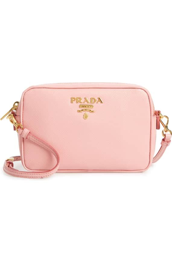 9b0df5fb189dfd Prada Saffiano Leather Camera Bag | Nordstrom | Bag Lady in 2019 ...