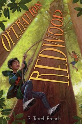 FICTION:In northern California, Julian Carter-Li and his friends old and new fight to save a grove of redwoods from an investment company that plans to cut them down. Gr.4-8