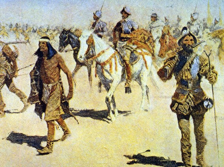 Seven Cities of Cibola Legend Lures Conquistadors -- National Geographic