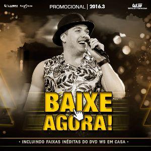 Capa do CD Wesley Safadão - Promocional 2016.3