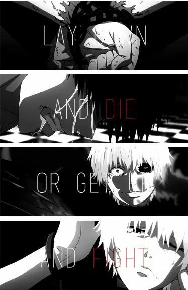 Kaneki Ken from Tokyo Ghoul   quotes   Tokyo ghoul quotes ...