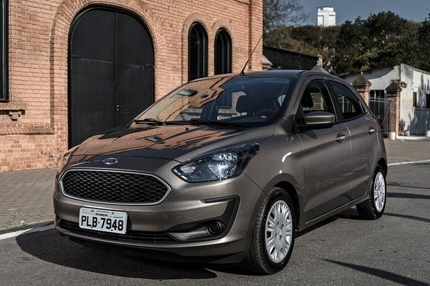 Teste Novo Ford Ka 1 0 Mantem Foco No Custo Beneficio E Promete